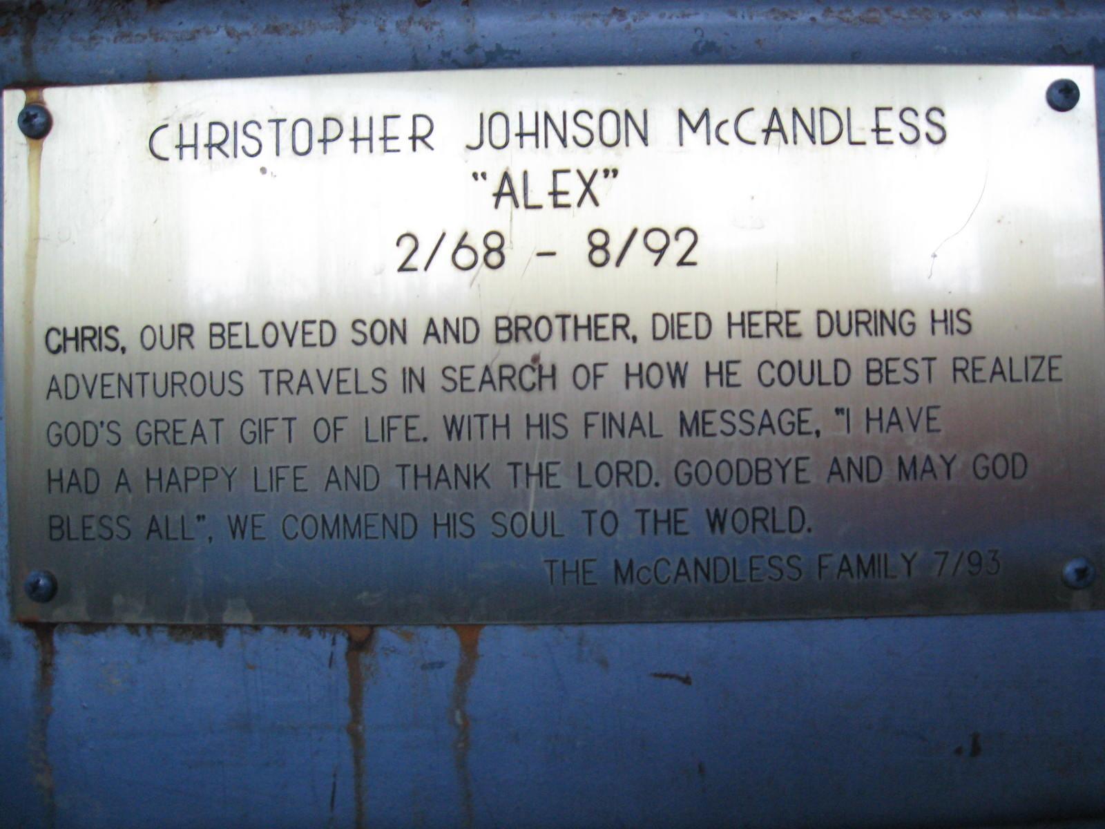 christopher jonathan mccandless